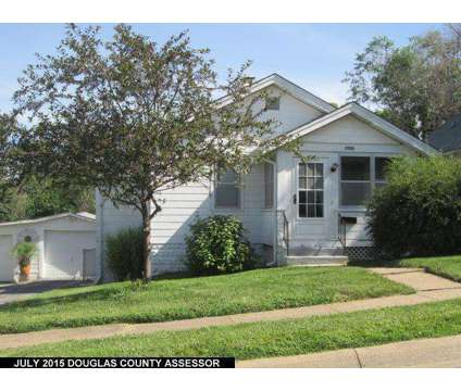 Very Nice, Clean, South Omaha House, Lawn Care Included in Rent at 3540 Polk Street, Omaha, Ne in Omaha NE is a Home