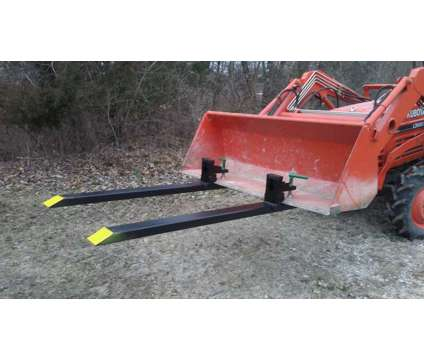 New never used tractor forks that clamp onto tractor bucket is a New Other Home Tools for Sale in Danville IA