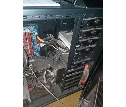 Wireless adapters, KVM Switch, Custom Gaming Rig is a Desktop PCs for Sale in Los Angeles CA