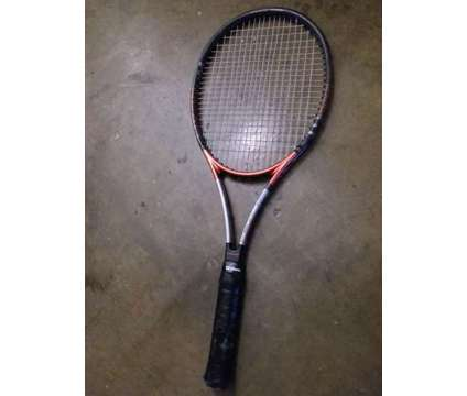 Tennis Raquets - Wilson (2), Prince, Volkl is a Tennis & Racquet Sports Equipments for Sale in Los Angeles CA