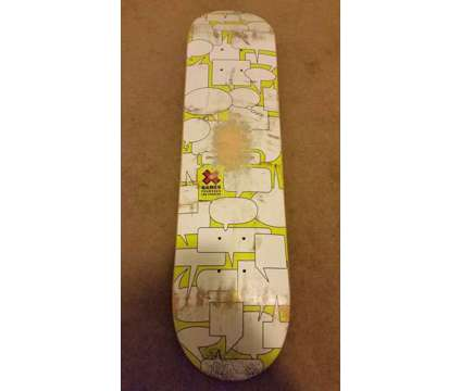 Skateboard & Skateboard Deck is a Sports Equipments for Sale in Los Angeles CA