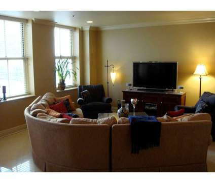 Luxury condo for rent in the St. James building at 401 10th St in Huntington WV is a Apartment