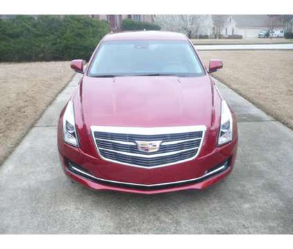 2017 Cadillac Ats Brand New LIST 42,235.00 loaded is a 2017 Cadillac ATS Sedan in Douglasville GA