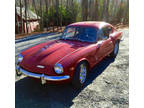 1970 Triumph GT6 Manual 4-spd