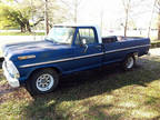 1968 Ford F-100 1968 Ford F-100
