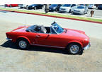 1969 Fiat 124 Sport Spider AS Manual