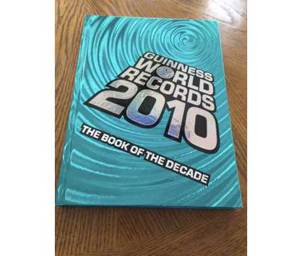 Guiness World Records 2010 is a Books & Magazines for Sale in Wescosville PA