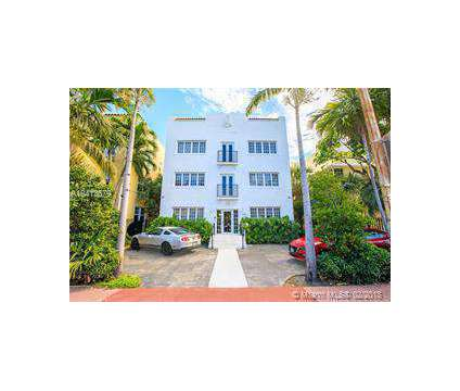 18-units multi family building in Miami Beach at 1345 Pennsylvania Ave in Miami Beach FL is a Multi-Family Real Estate