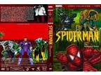 spiderman animated series dvd