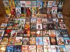 90 DvDs as Lot or Individual - $3 (Chambersburg)