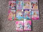 Barbie DVD's - $3 (Short Pump