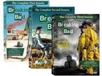 Breaking Bad1,2,&3 - DVD Box Sets - $60 (Germantown, TN)