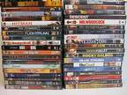 Over 800 DVD movies for sale from my private collection. (
