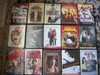 DVD MOVIES FOR SALE OR TRADE -