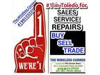 OPEN EVERY DAY 9am-1am/Buy*Sell*trade/The Wireless Corner TOLEDOS #1 -