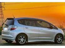 07 Honda Fit Hatchback Automatic 37mpg