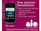Free Android Smartphone! Free