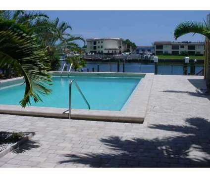 For Rent 2/1 Condo in Beautiful North Palm Beach with Boat Slip in North Palm Beach FL is a Condo