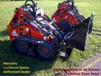 Thomas Mini Skid Steer-Compact Loader 25GT W/T Attachments(Optional)
