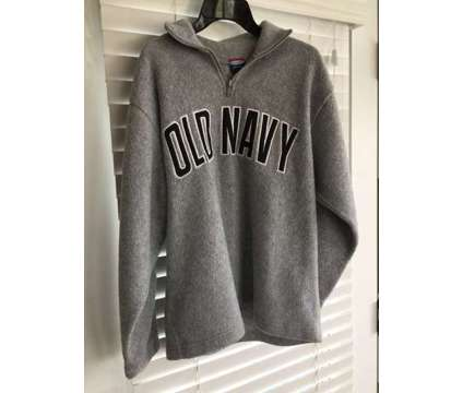 Old Navy Sweatshirt is a Grey Coats, Parkas & Wind Breakers for Sale in Wescosville PA