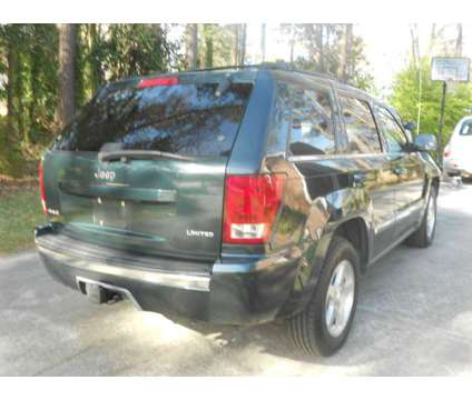 2005 jeep grand cherokee limited 4X4 is a 2005 Jeep grand cherokee Limited SUV in Roswell GA