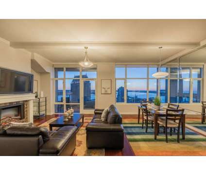 Do you love to entertain? This Ocean View home will make it easy. 2 bed 3 bath 2 at 550 Front St #2504 in San Diego CA is a Condo