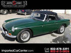 Used 1970 MGB Roadster for sale.