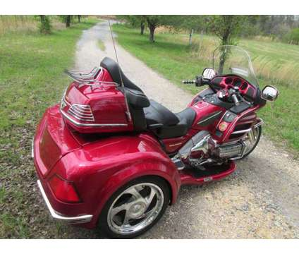 2003 Honda Goldwing Gl 1800 W/ Csc Viper Trike Kit Conversion is a 2003 Motorcycles Trike in Rome GA