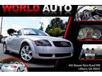 Used 2006 Audi TT 1.8T Roadster w/ 180hp