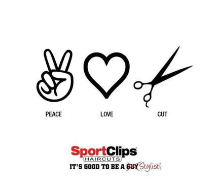 Hair Stylist is a Full Time Hair Stylist in Fitness Job at Sport Clips in Kannapolis NC