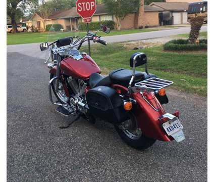 2008 Honda Shadow Aero 750 is a 2008 Honda VT Road Motorcycle in Port Neches TX