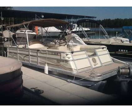 2001 Crest III w/ 90 Evinrude. No trailer is a 2001 Pontoon & Deck Boat in Columbia SC