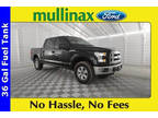 2016 F-150 Ford 4x4 King Ranch 4dr SuperCrew 5.5 ft. SB