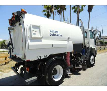 2007 Freightliner FC80 Johnston VT650 Street Sweeper is a 2007 Other Commercial Truck in Miami FL