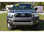 2013 Tacoma Toyota 4x2 PreRunner V6 4dr Double Cab 5.0 ft SB 5A