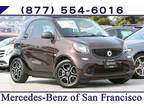 2018 fortwo electric drive Smart passion 2dr Hatchback