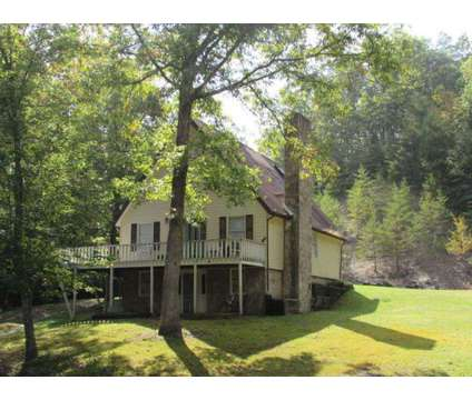 Home and property bordering National Forest at 327 Gullion Fork Rd. in Wytheville VA is a Vacation Home