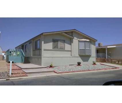 manufactured mobile home at 1550 20th St West #45 in Rosamond CA is a Mobile Home
