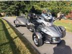 2012 Can-Am can am spyder s