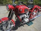 1969 Bmw R60us Grenada Red