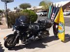 1996 Harley Davidson Heritage Softail FLSCT 96 motorcycle
