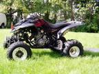 2003 Yamaha Raptor 660R Limited Edition