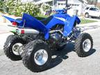 Yamaha Raptor 350 quad atv lik
