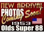 Oldsmobile Super 88 1953 - Oldsmobile, Super 88, Cars for Sale