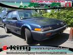Honda Accord LX 1987