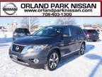 2014 NISSAN Pathfinder Hybrid 4x4 Platinum 4dr SUV