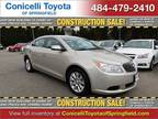 2013 Buick LaCrosse Base Base 4dr Sedan