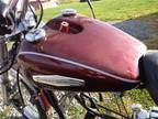 1998 Dyna Wide Glide Chassis w