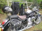 1999 Honda Shadow with Accesso