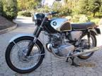 1965 CB77 Super Hawk